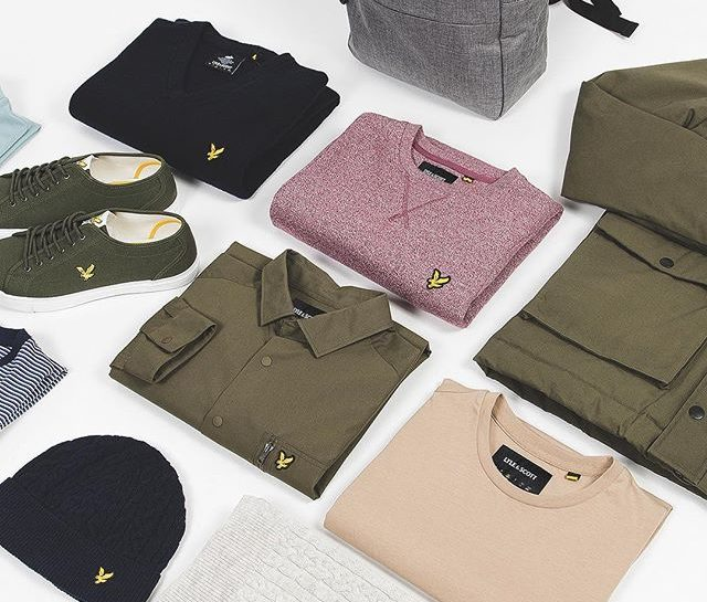Good Times - Lyle and Scott